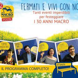 Macro Tour - Programma Completo