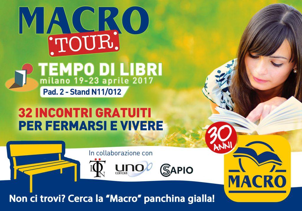 Macro Tour - Tempo di Libri -Milano